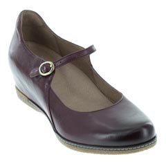 Dansko Loralie Wine Shoes
