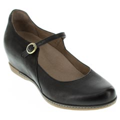 Dansko Loralie Black Shoes