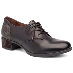 Dansko Louise Black Shoes