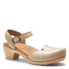 MAISIE FULL GRAIN LEATHER sand