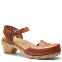 MAISIE FULL GRAIN LEATHER toffee