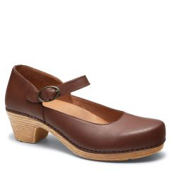 MARGIE LEATHER brandy