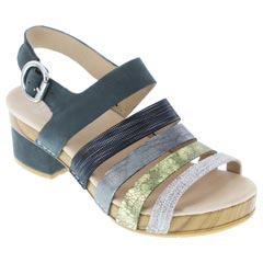 Dansko Maribeth Metallic Multi Sandals