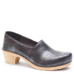 MARISOL LEATHER pewter