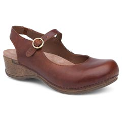Dansko Maureen Brown Clogs