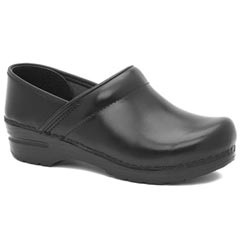 Dansko Narrow Pro Cabrio Leather Black