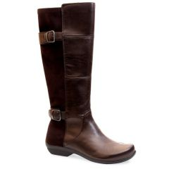 ODESSA LEATHER BROWN
