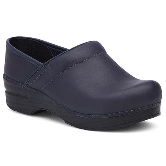 094c4e3ff98b Dansko Professional Leather Blueberry Clogs - HappyFeet.com
