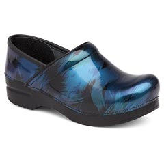Dansko Professional Blue Shadow Clogs