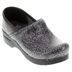 Dansko Professional Grey Clogs