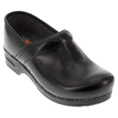Dansko Pro X P Leather Black