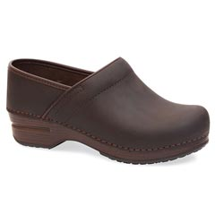 Dansko Pro X P Leather Brown