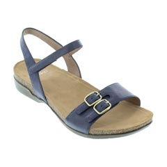 Dansko Rebekah Navy Sandals