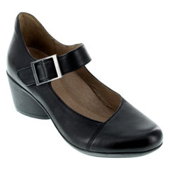 Dansko Roxanne Black Shoes