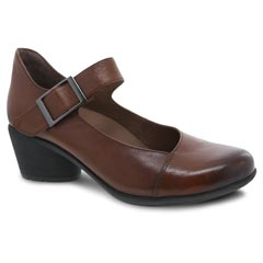 Dansko Roxanne Chestnut Shoes