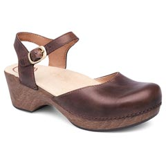 Dansko Sam Teak Shoes