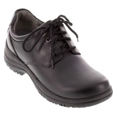 Dansko Walker Leather Black