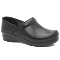 Dansko Wide Pro Cabrio Leather Black