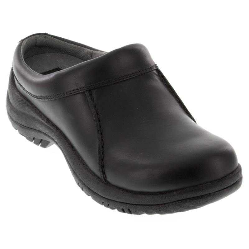 Dansko Wil Leather Black