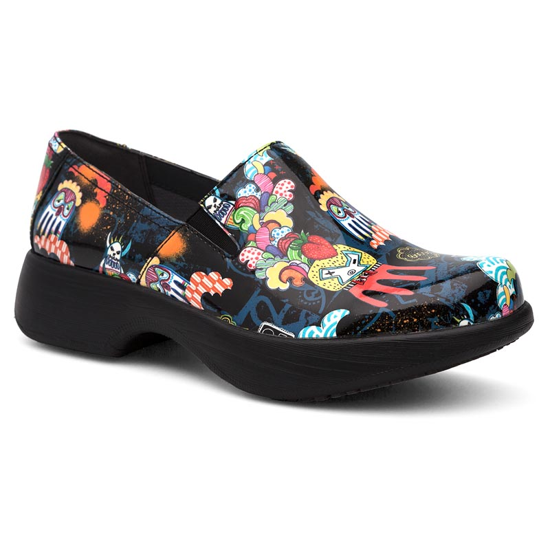 bf29c79df155 Womens Dansko Winona Monster Patent Leather Slip-Resistant ...