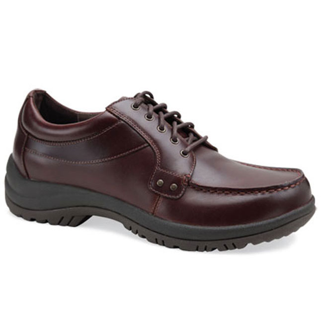 Dansko Wyatt Full Grain Leather Mocha