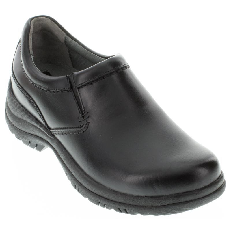 Dansko Wynn Smooth Leather Black