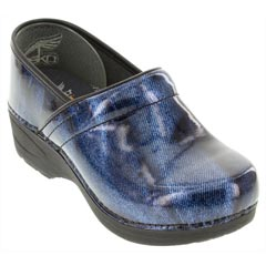 Dansko Pro Xp 2.0 Denim Clogs