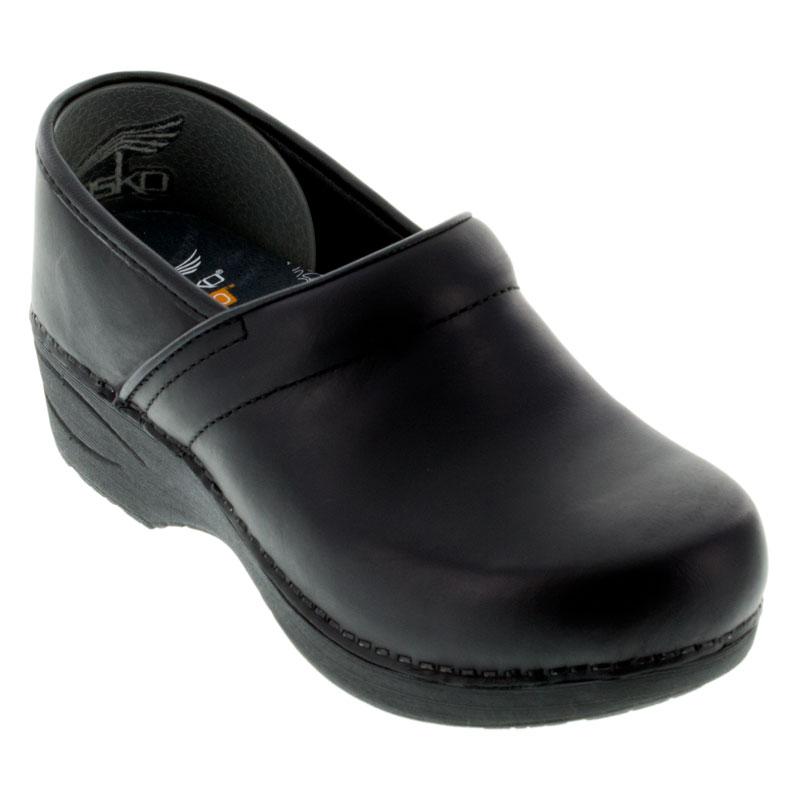 Dansko Pro Xp 2.0 Wide Black Leather Waterproof 40 W