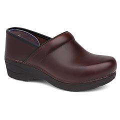 Dansko Pro Xp 2.0 Brown Clogs