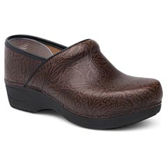 Dansko Pro Xp 2.0 Brown Floral Clogs