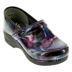 Dansko Pro Xp 2.0 Color Sweep Clogs