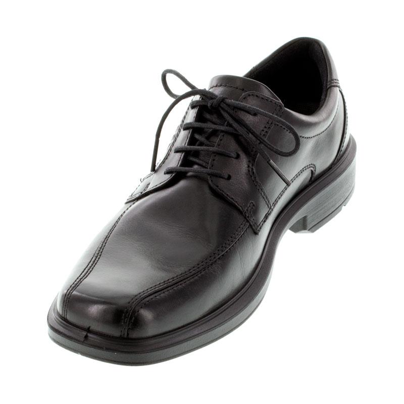 a68117ca Ecco Helsinki Black Leather
