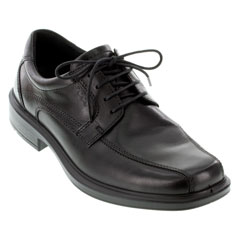 Ecco Helsinki Black Shoes