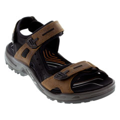 Ecco Yucatan Bison Sandals