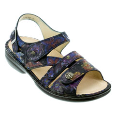 Finn Comfort Gomera Dark Blue Sandals