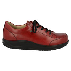 Finn Comfort Altea Red Shoes