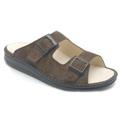 Finn Comfort Hollister Marron Sensory Sandals