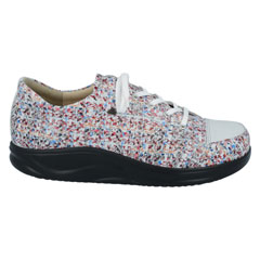 Finn Comfort Ikebukuro White Multi Shoes