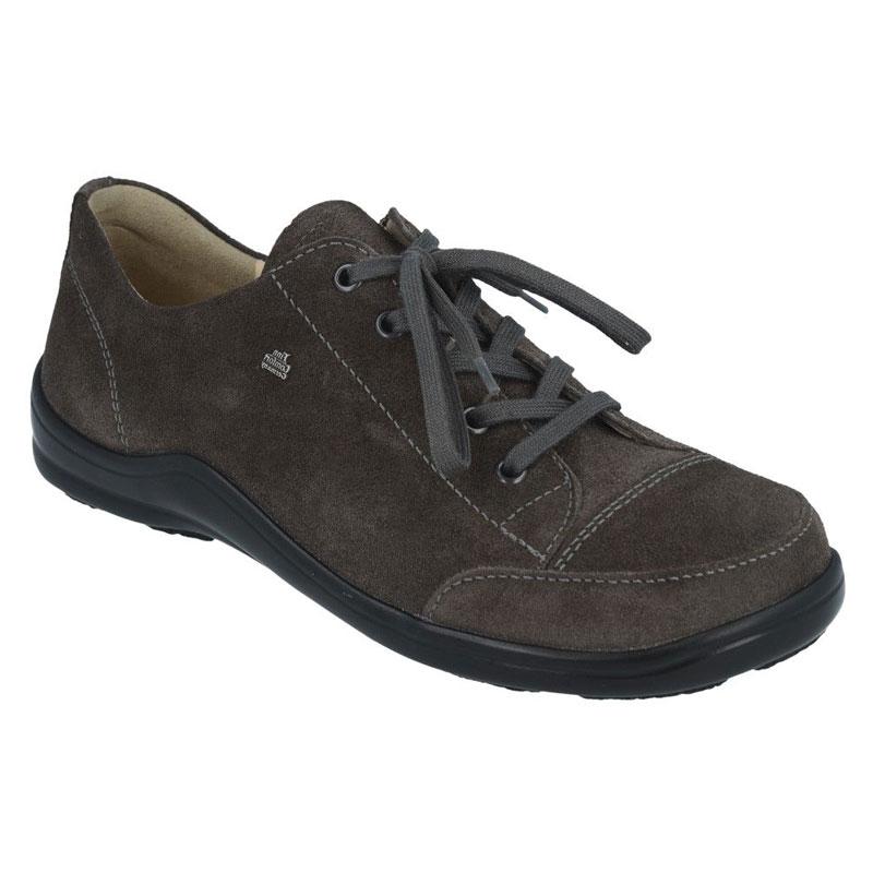Finn Comfort Soho Asphalt Suede Soft Footbed 39