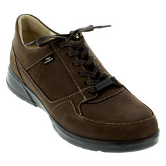 Finn Comfort Brawley Espresso Shoes