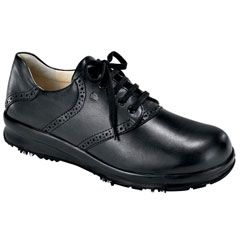 Finn Comfort Augusta Leather Black