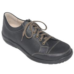 Finn Comfort Alamo Leather Black