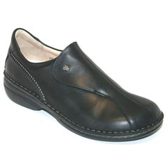 Finn Comfort Flagstaff Leather Black