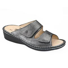 Finn Comfort Jamaica Leather Soft Footbed Volcano