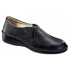 Finn Comfort Newport Leather Black