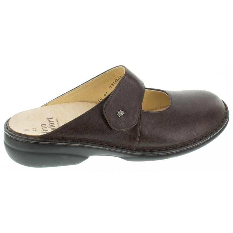 Finn Comfort Stanford Kaffee Leather right side right shoe