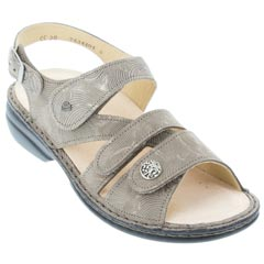 Finn Comfort Gomera Grain Hair Sandals