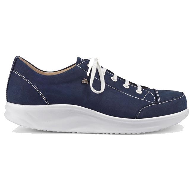 Finn Comfort Ikebukuro Atlantic Leather Soft Footbed 4 Uk