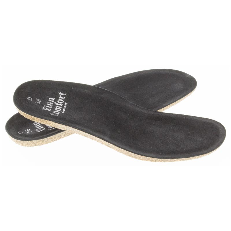 Finn Comfort Classic Wedge Soft Footbed Insole from ride side