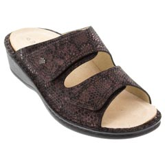 Finn Comfort Jamaica Bordeaux Sandals
